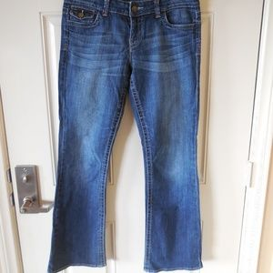 Kut from the Kloth Boot Cut Jeans ~ Size 8